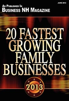 "ATech Designs Selected for ""20 Fastest Growing Family Businesses"""